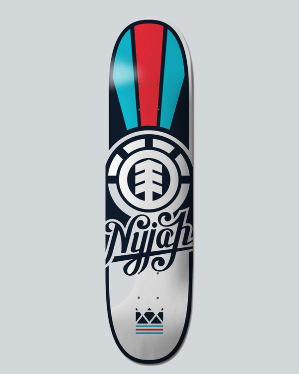 0 Nyjah Scrpt 7.6 Twig - Deck for Men  H4DCARELP8 Element