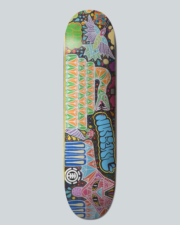 0 Julian Wallrtr 8.3 - Deck for Men  H4DCBNELP8 Element