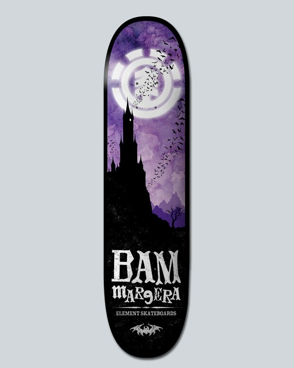 0 Bam Belfry 8.25 - Deck for Men  H4DCBZELP8 Element