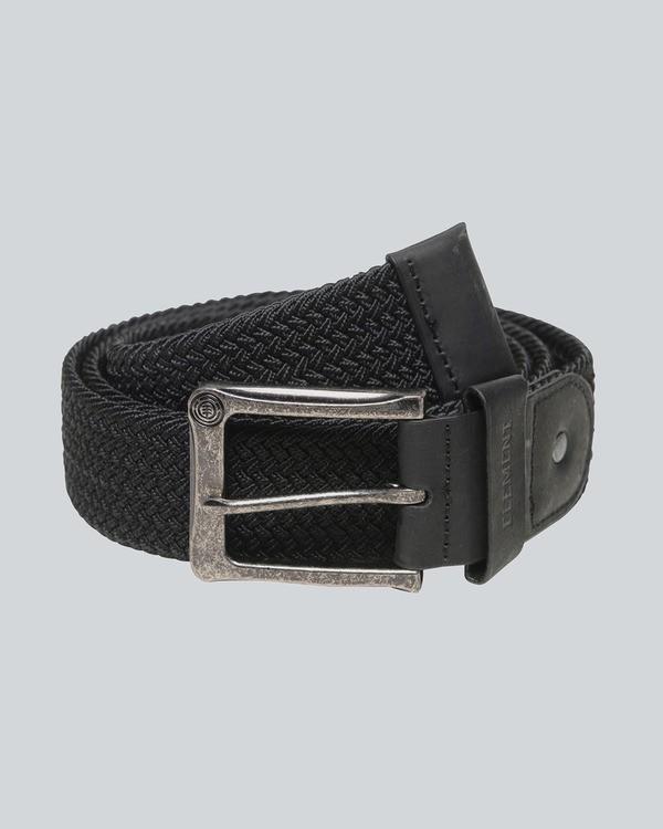 0 Caliban - Belt Black H5BLA1ELP8 Element
