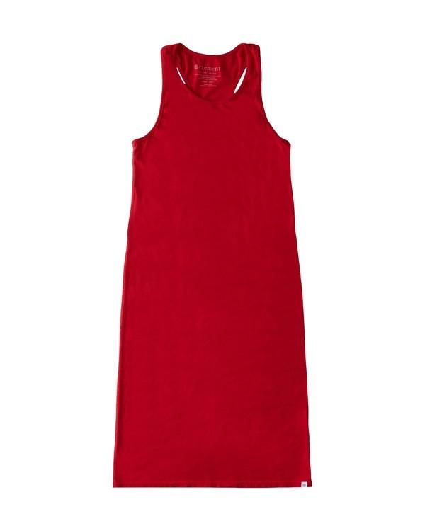 0 Elinor Dress Red JD442EEL Element