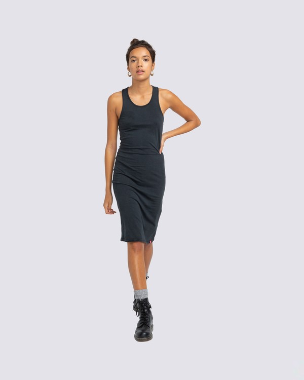 0 Elinor Dress Black JD442EEL Element