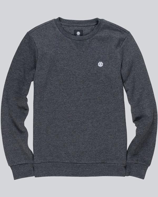 0 Cornell Classic Boy - Sweatshirt Grey L2CRA1ELF8 Element
