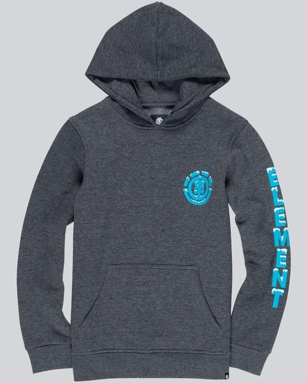 0 Snow Hood Boy - Fleece for Boys  L2HOA7ELF8 Element