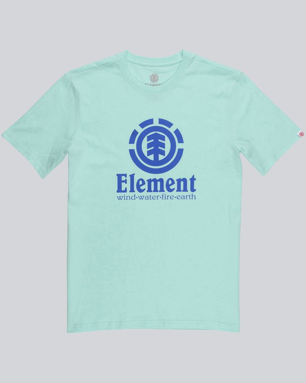 0 Vertical Ss Boy - Tee Shirt for Boys  L2SSA1ELF8 Element