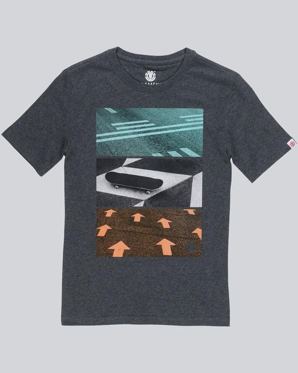0 Direction Ss Boy - Tee Shirt for Boys  L2SSB2ELF8 Element