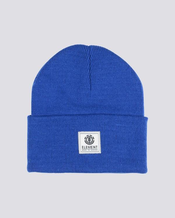 0 Dusk - Beanie Blue L5BNA2ELF8 Element