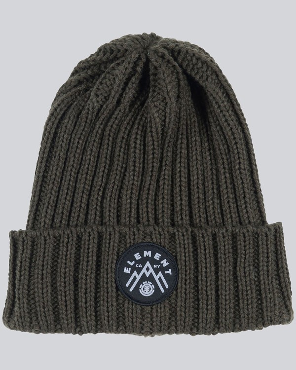 0 Counter Beanie - Head Wear for Men  L5BNA7ELF8 Element