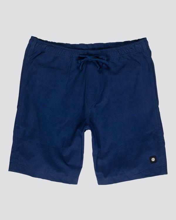 "0 Vacation 19"" Shorts Black M2061EVA Element"