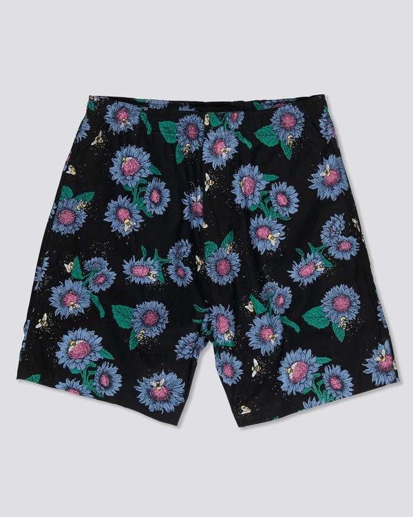 0 Sunflowers Shorts Grey M2112ESU Element