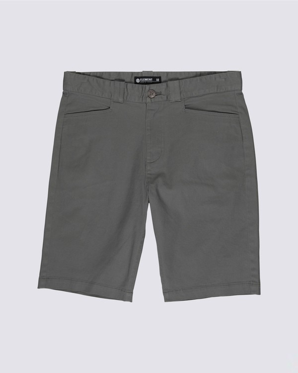0 Sawyer Shorts Grey M245TESW Element