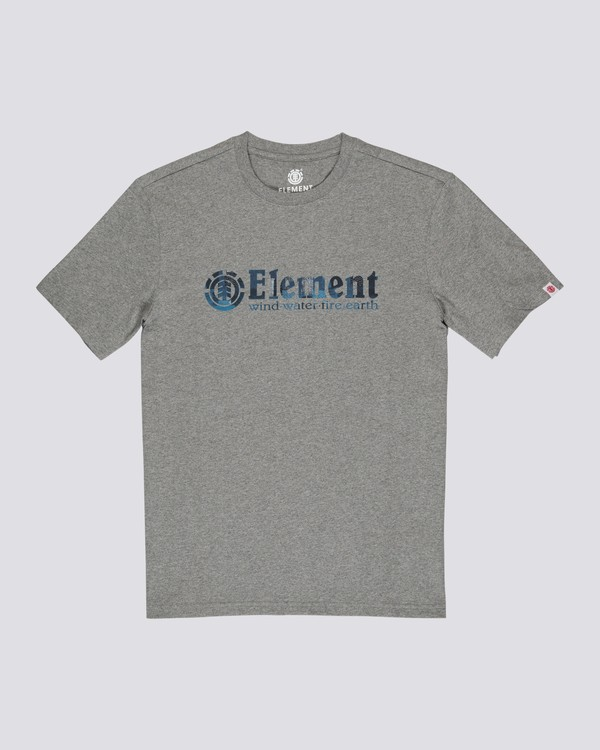 0 Boro T-Shirt Grey M4011EBO Element