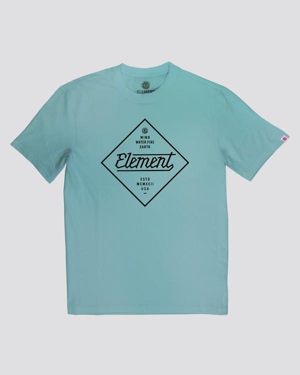 0 Stadium T-Shirt Green M4012EST Element