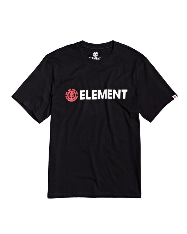 0 Blazin' Tee Black M401QEBL Element