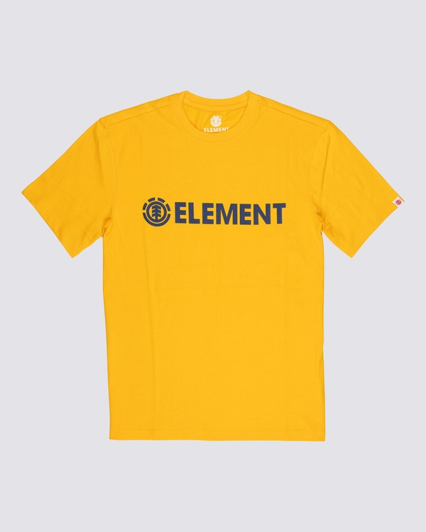 0 Blazin T-Shirt Yellow M401QEBL Element