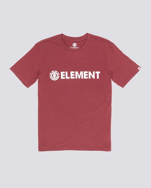 0 Blazin Tee Red M401QEBL Element