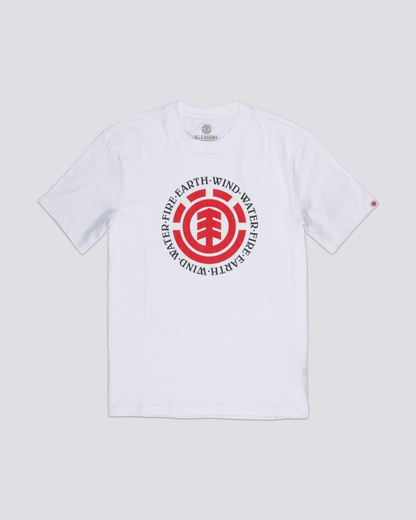 0 Seal Tee White M401QESE Element