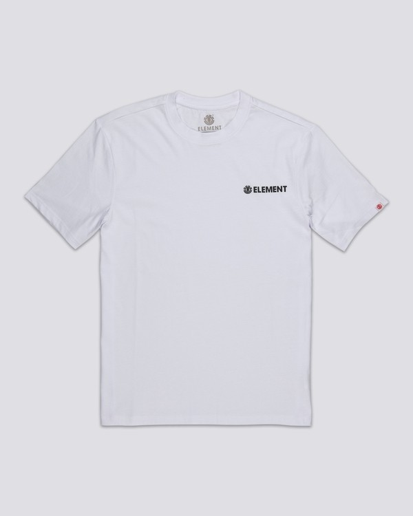0 Blazin Chest Tee White M401VEBC Element