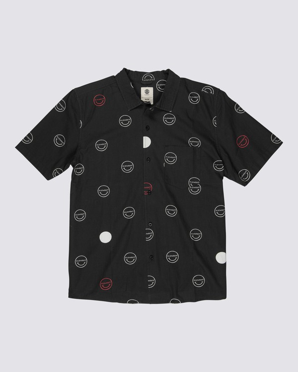 0 Polka Smile Shirt  M5271EPO Element