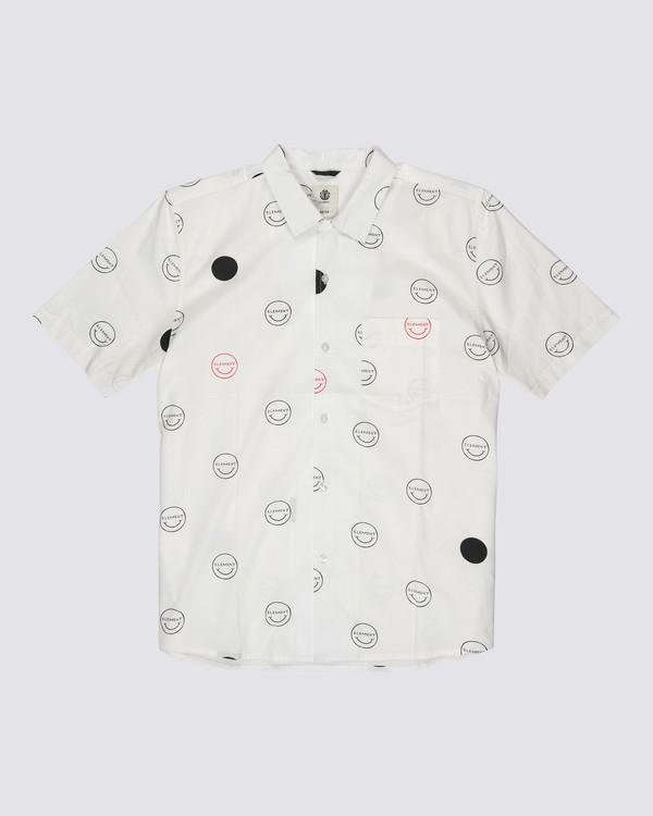 0 Polka Smile Shirt Grey M5271EPO Element
