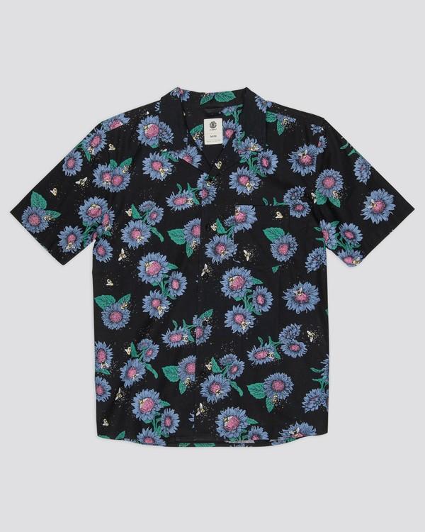0 Sunflowers Shirt Grey M5292ESU Element