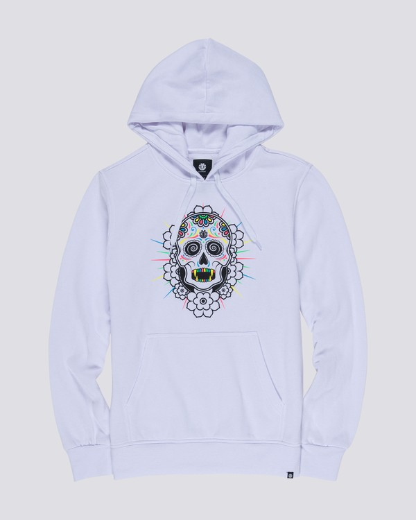0 Cataclysm Hoodie White M660WEVA Element