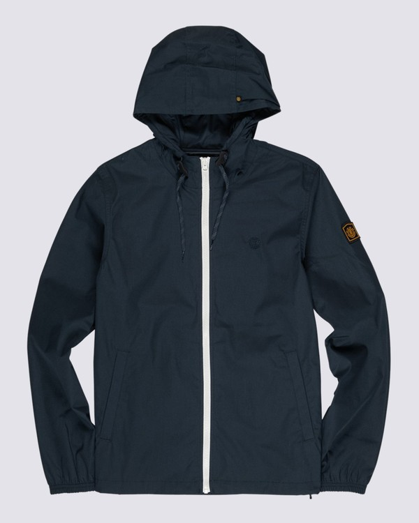 0 Alder Light Jacket Blue M7101EAL Element