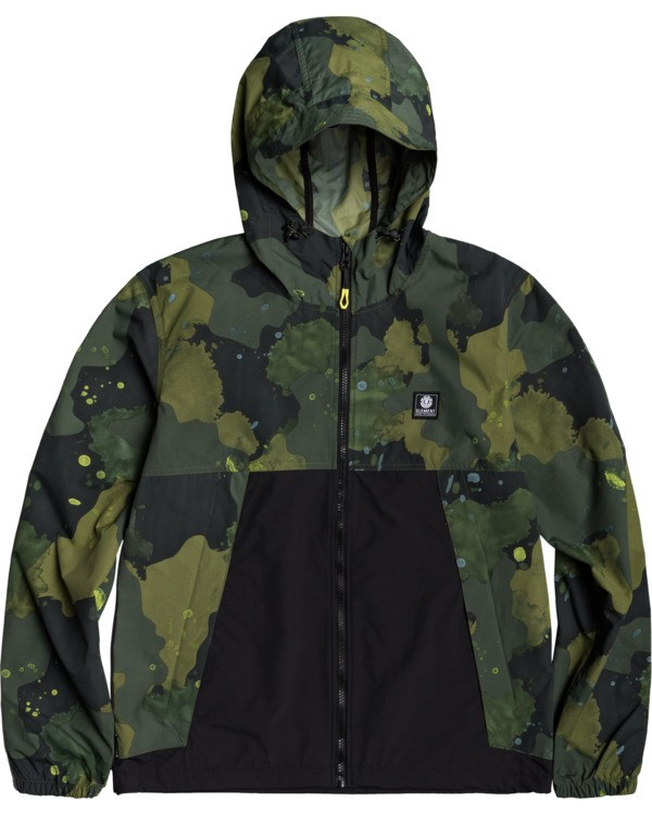0 Koto Jacket Multicolor M7433EKO Element