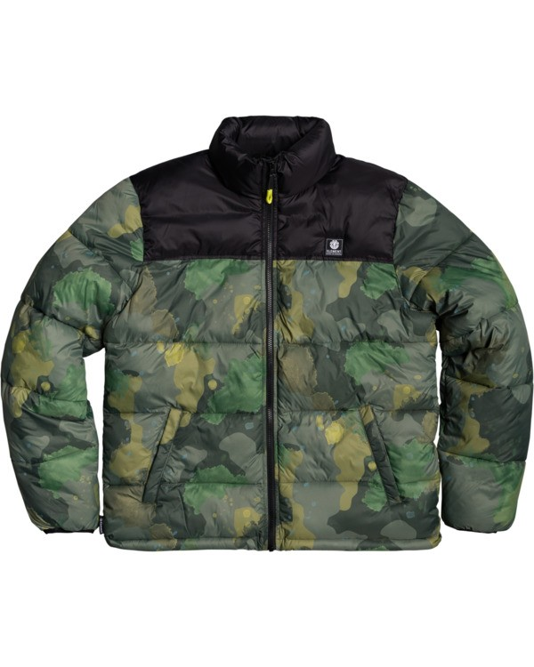 0 Alder Arctic Jacket Multicolor M7443EAA Element
