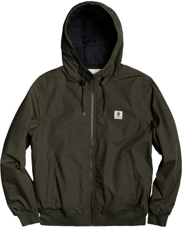0 Dulcey Jacket Green M7543EDU Element