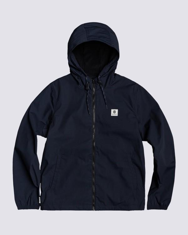 0 Alder Jacket Blue M7553EAL Element