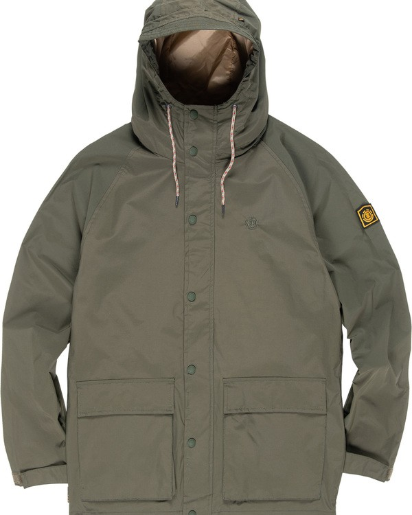 0 Koa Jacket Green M782VEKJ Element