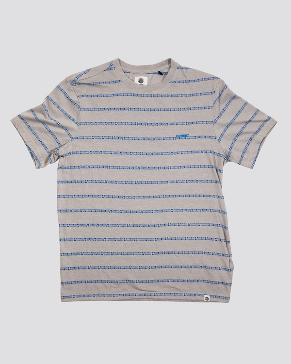 0 Jack T-Shirt Grey M9281EJA Element