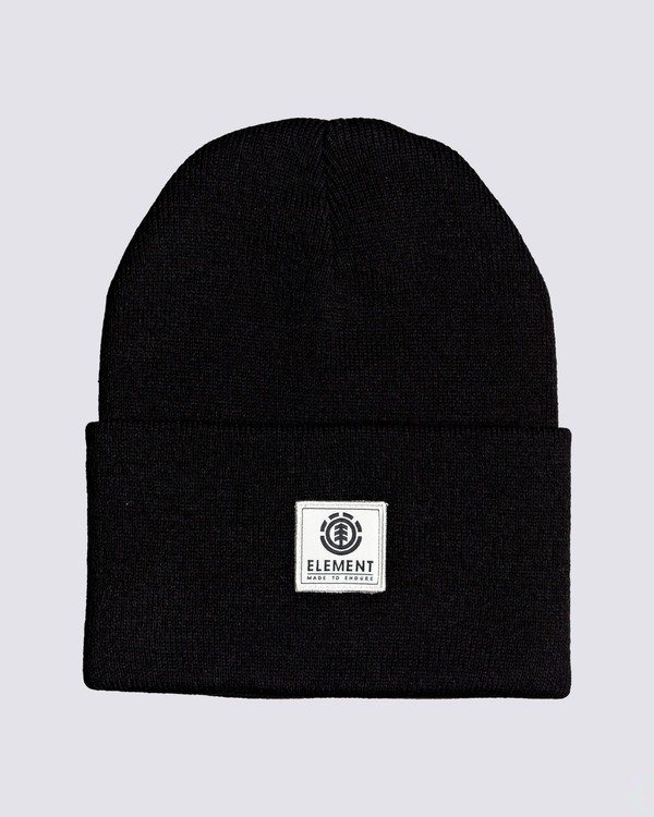 0 Dusk Beanie Blue MABN3EDU Element