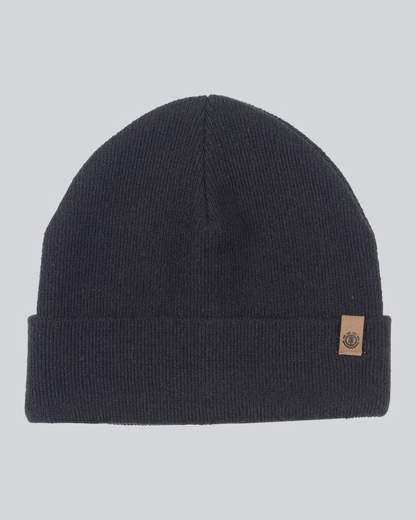 0 CARRIER II BEANIE Black MABNQECB Element