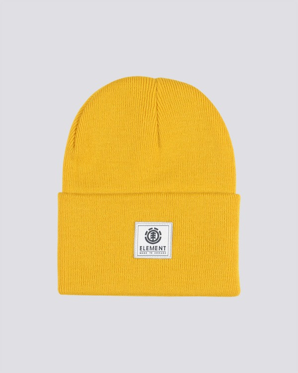 0 Dusk Ii Beanie A Yellow MABNQEDA Element