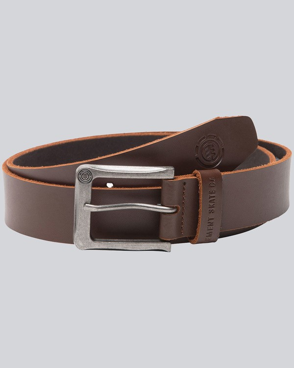 0 Paloma Leather Belt Brown MABTGPMA Element