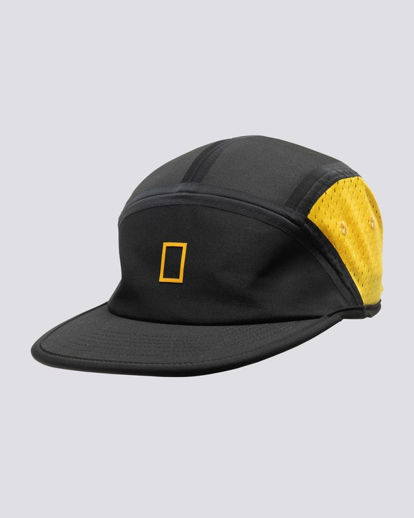 0 Nat Geo Locker Hat Black MAHT1ELO Element