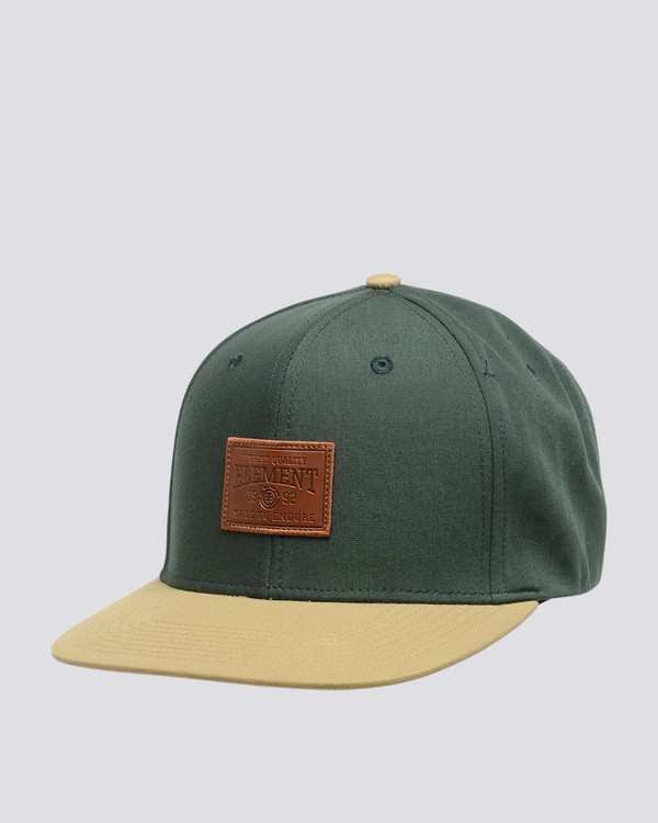 0 Collective Hat Green MAHTVECO Element