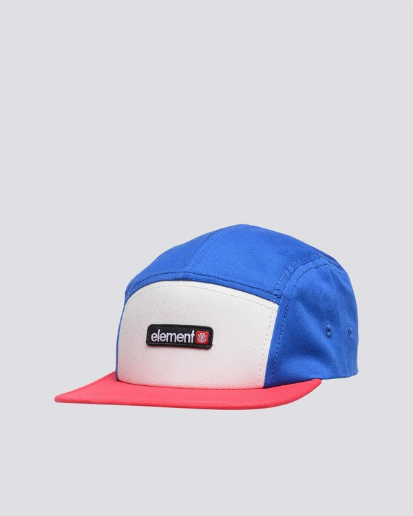 0 Primo 5 Panel Cap Blue MAHTWEP5 Element