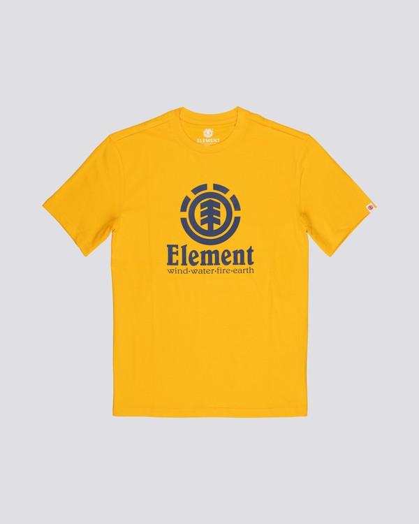 0 Vertical - Maglietta a maniche corte da Uomo  N1SSG4ELP9 Element