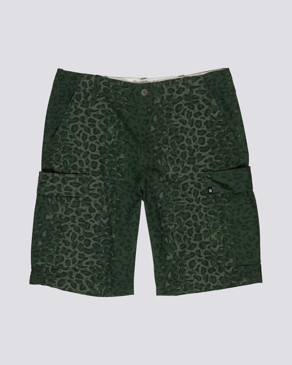 """0 Legion Cargo 21"""" - Shorts for Men Green N1WKA4ELP9 Element"""