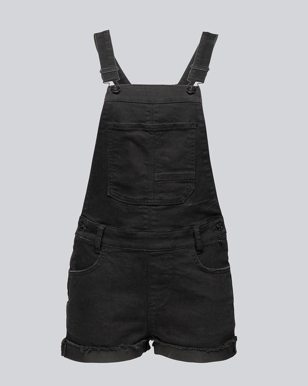 0 Leavin - Walkshort for Women Black N3WKA5ELP9 Element