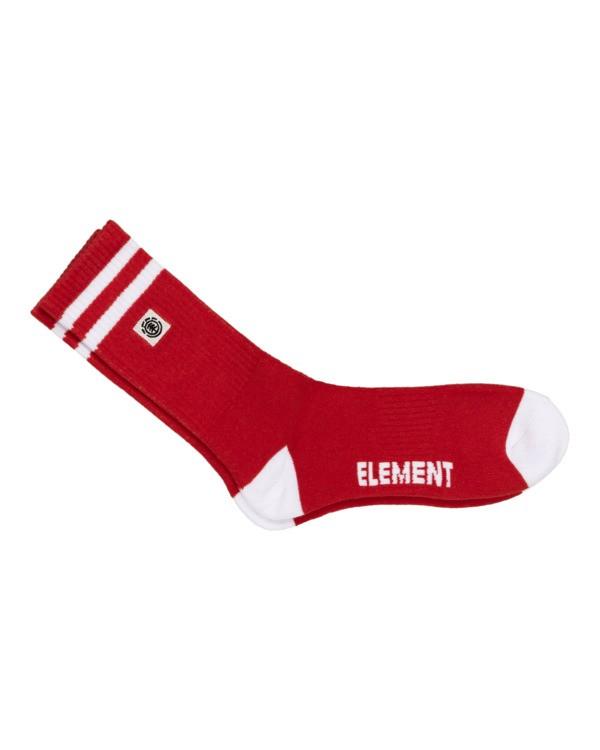 0 Clearsights - Socks for Men Red N5SOA1ELP9 Element