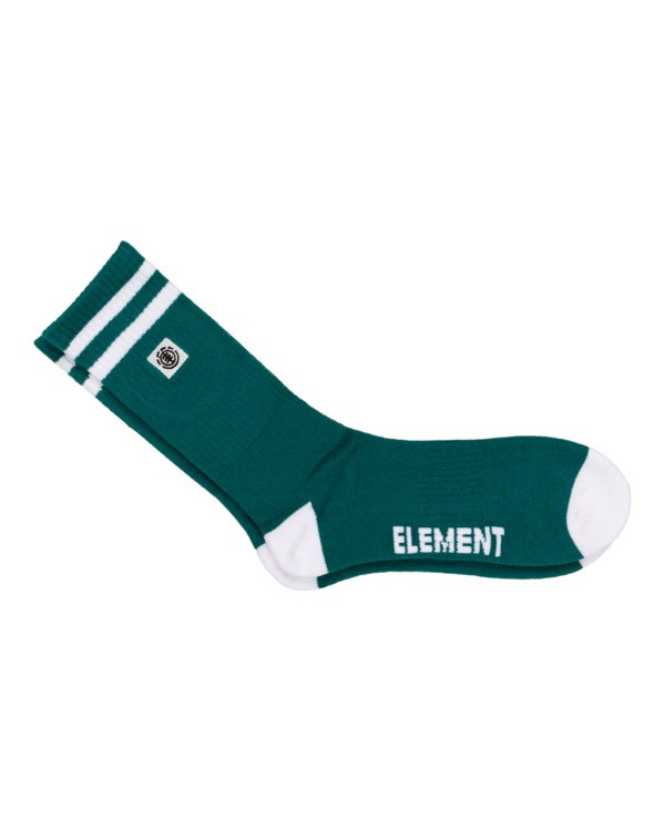 0 Clearsights - Socks for Men Green N5SOA1ELP9 Element