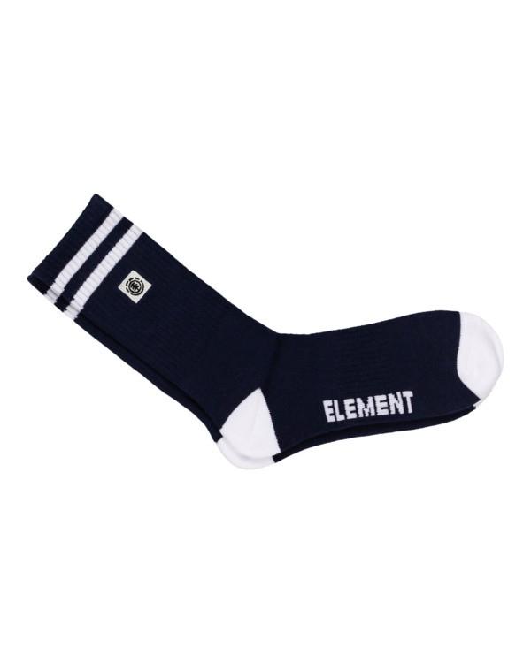 0 Clearsights - Socks for Men Blue N5SOA1ELP9 Element