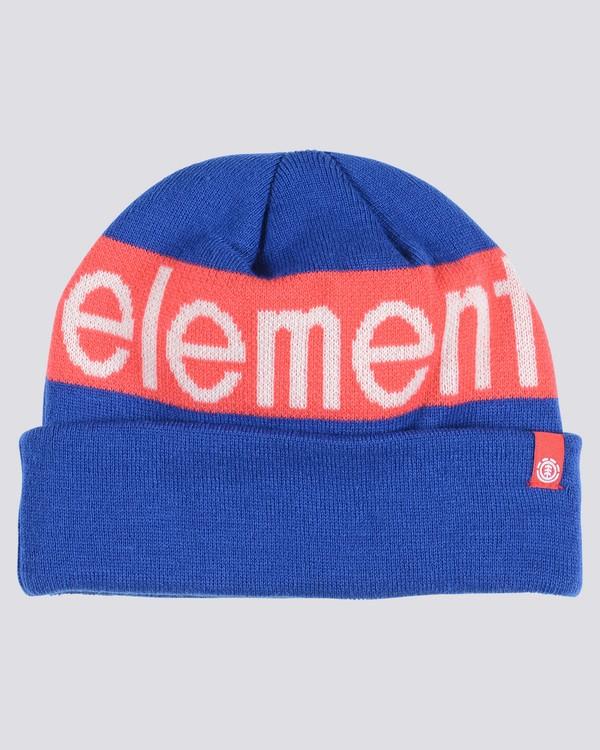 0 Primo - Mütze für Männer Blau Q5BNA2ELF9 Element