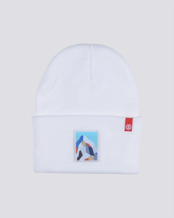 0 SD BEANIE White Q5BNA7ELF9 Element