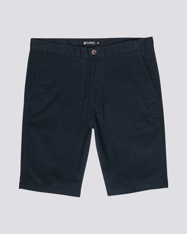 0 Howland Classic - Shorts for Men Blue S1WKA4ELP0 Element