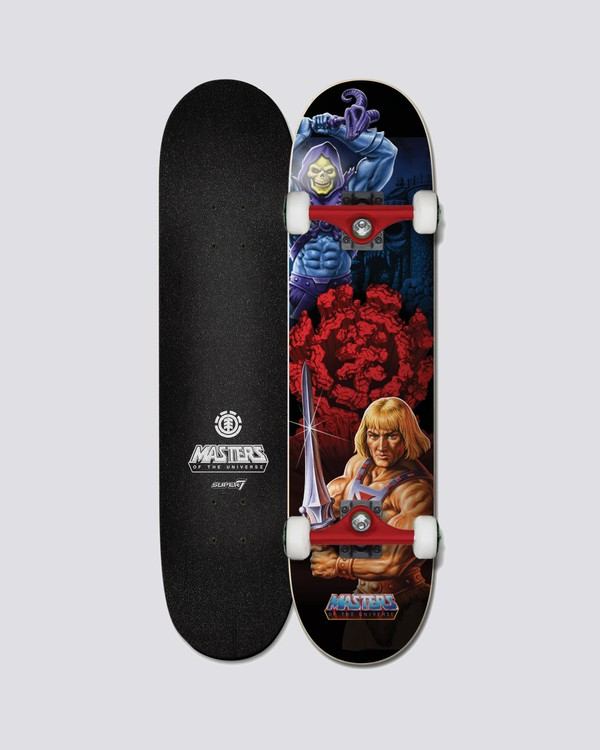 "0 Masters Of The Universe 8"" Nemesis - Skateboard  S4CPC2ELP0 Element"